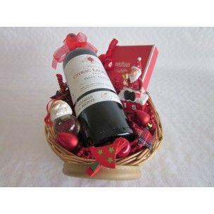 Cadeaux Noël Bruxelles grands vins de France livraison 24 heures
