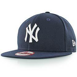 new era MLB LEAGUE BASIC 950 NEW YORK YANKEES navy bei KICKZ.com