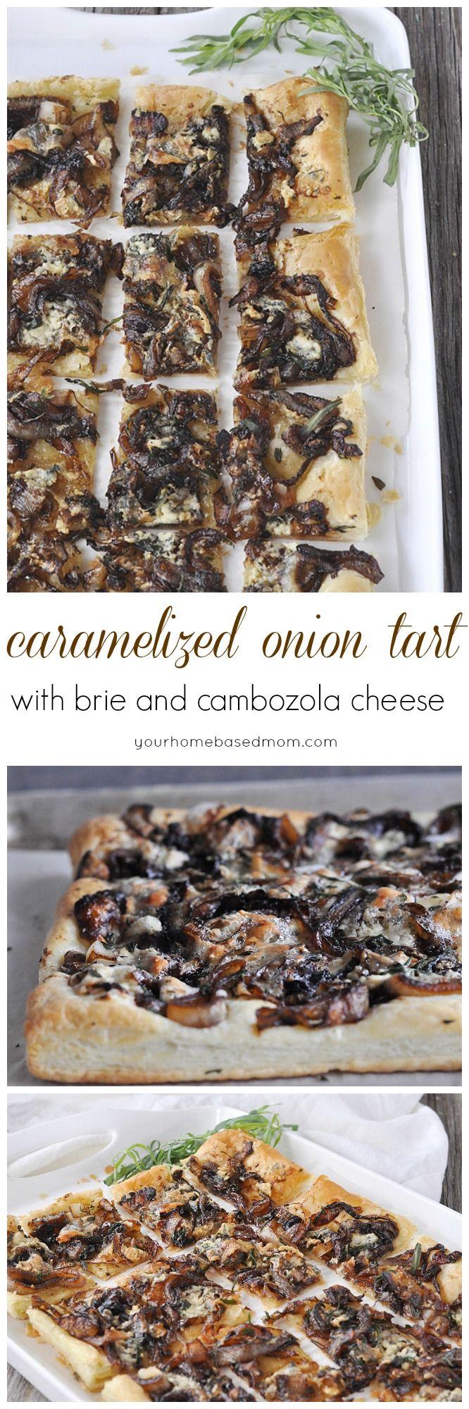 Best 20+ Onion Tart ideas on Pinterest | Roasted zucchini ...