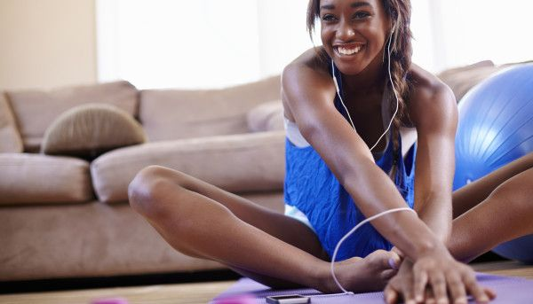 There's no need to step foot inside a gym if you have these apps