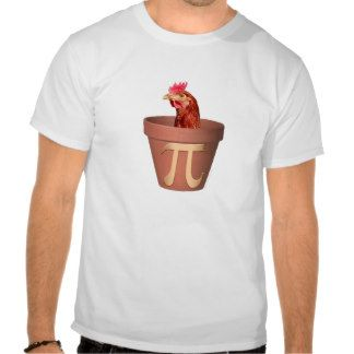 Chicken pot pi | 17 Impossibly Awesome Tees To Celebrate National Pi Day