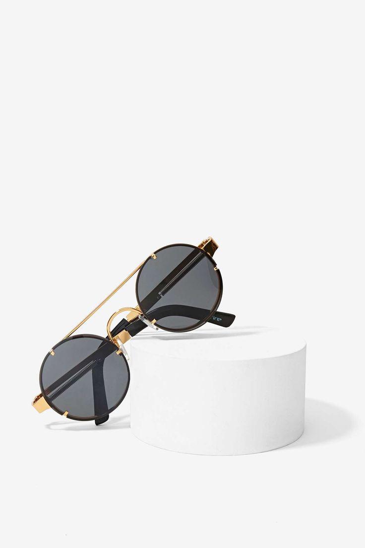 Spitfire Lennon Aviator Shades | Shop Eyewear at Nasty Gal