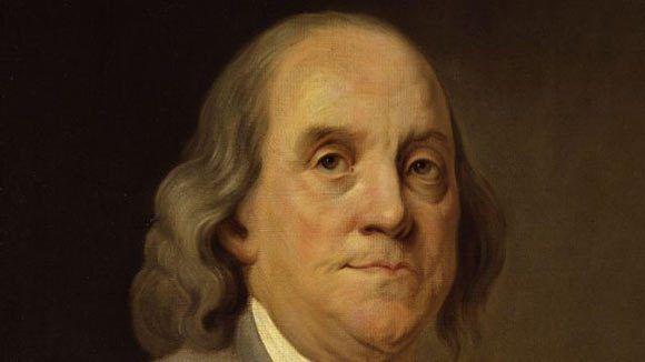 Resultado de imagen de Benjamin Franklin