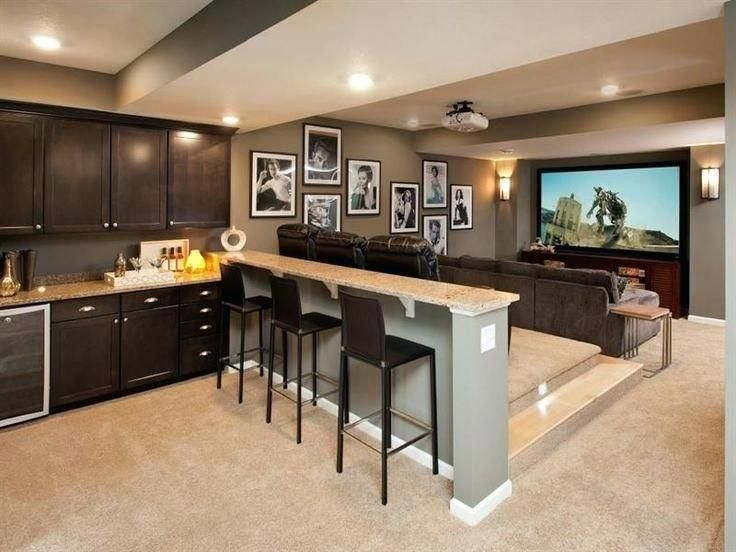 Small Basement Home Theater Ideas Basement Home Theater Ideas