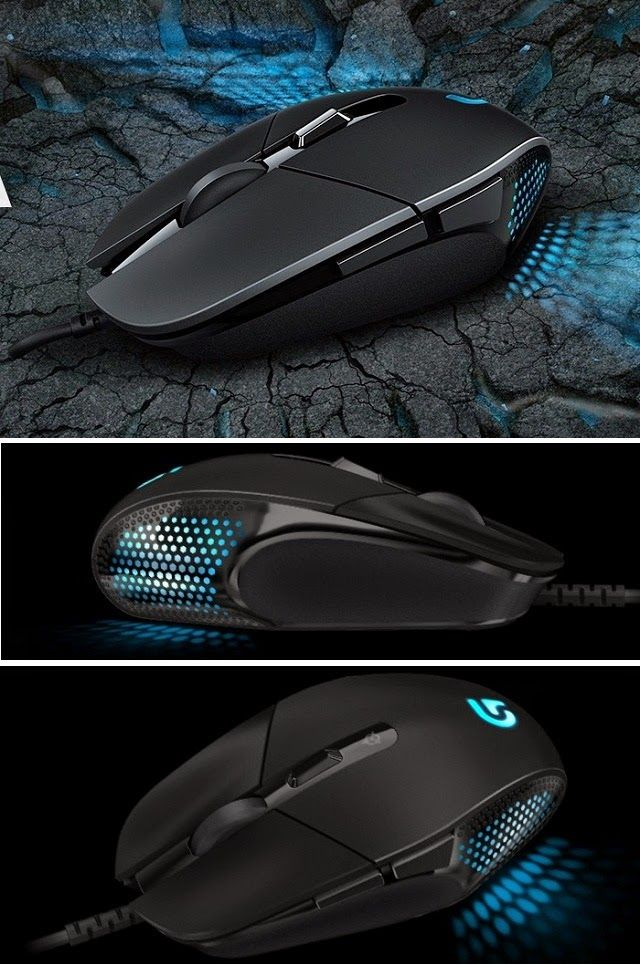 Logitech G302 Daedalus Prime MOBA Gaming Mouse With Shocking Accuracy | TechCinema