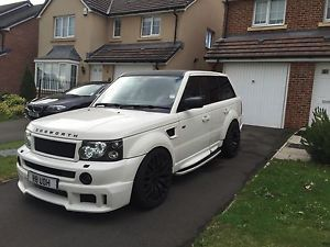 Range Rover Sport Kahn Cosworth ( not Revere Autobiography onyx overfinch )