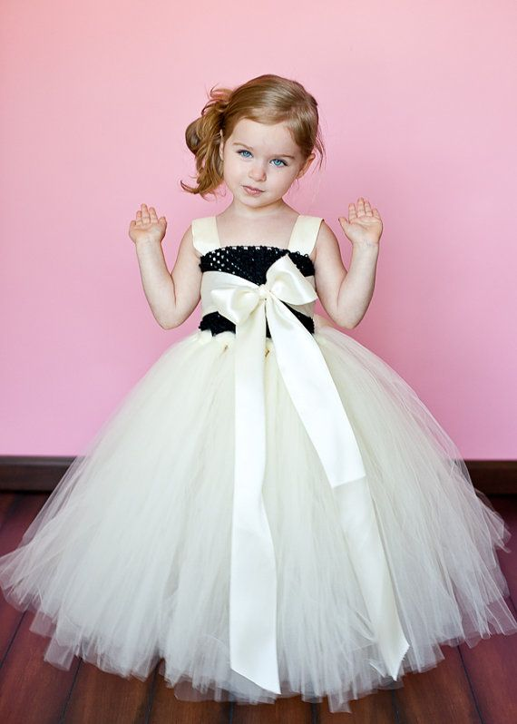 How cute is that?  You can customize colors, etc.  Ok, I am done pinning tutu flower girl dresses ;)