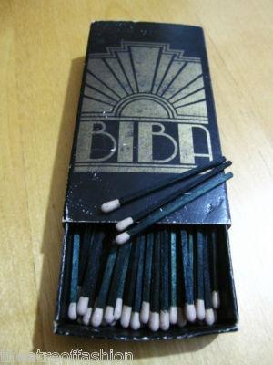 Biba matches