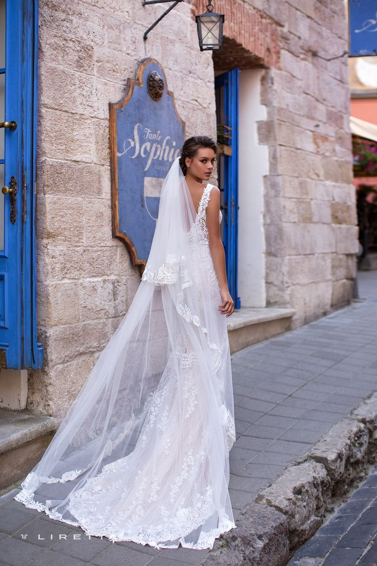 Liretta <b>Wedding Dress</b> - Bourbon White dress Свадебное платье ...
