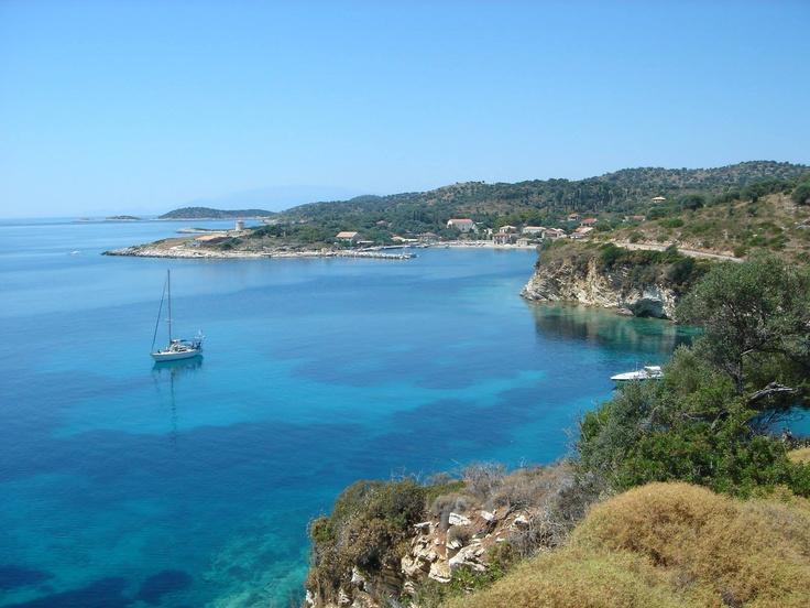 Kastos, Isole Ionie, Grecia