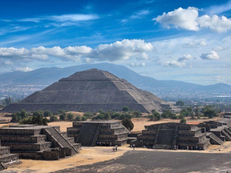 Dünyanın En Önemli 20 Antik Alanı