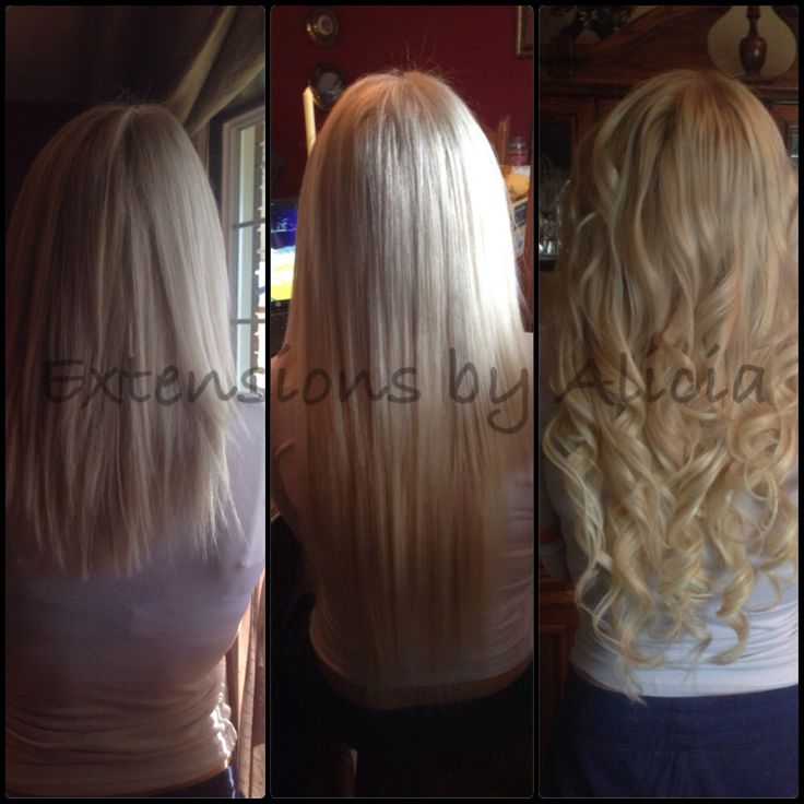 Extensions by Alicia