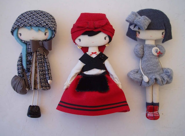 Espacio Crochet: Sago. Joyas hechas a mano. http://www.espaciocrochet.com/2011/08/sago-joyas-hechas-mano.html