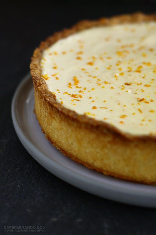 NO BAKE TANGERINE CHEESECAKE uses a cooking method I'm not familiar with -- bainmarie