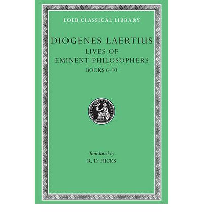 Diogenes Laertius (probably early third century BCE) compiled his compendium on the lives and doctrines of the ancient philosophers from hundreds of sources. It ranges over three centuries, from Thales to Epicurus, portraying forty-five important figures, and is enriched by numerous quotations.