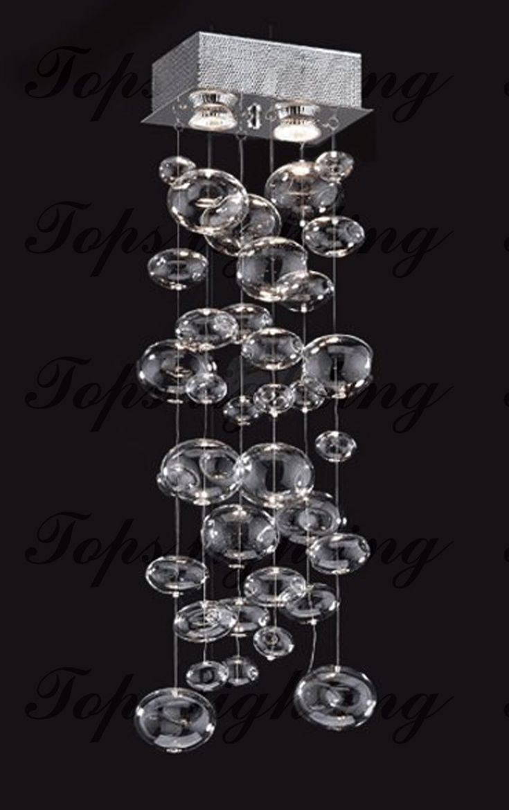 cheap glass bubble chandelier buy quality chandelie directly from china glass chandelier suppliers hot glass bubble chandelier for - Bubble Chandelier