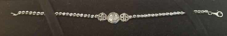 Lorraine Schwartz 2B happy bracelet white gold *-*