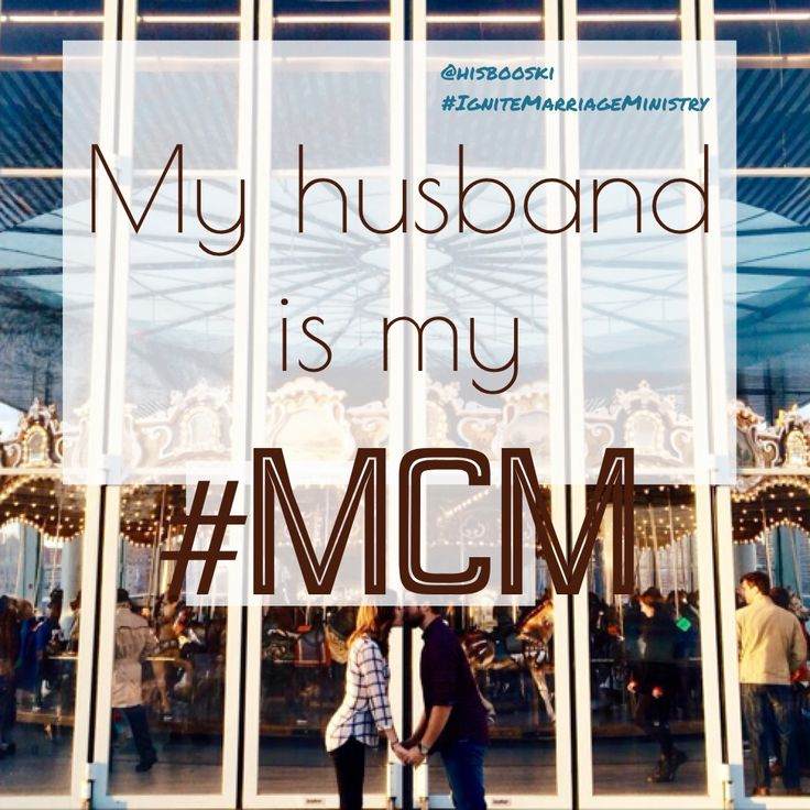 My husband is my #MCM. Who is your Man Crush Monday? #marriage #love #wedding #faith #pray #love #quote #husband