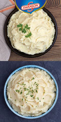 Tried and true, the mashed potato dish is a staple for every holiday table. No matter how you add your own unique spin, make sure that the potatoes themselves are as creamy and delicious as can be with this recipe.