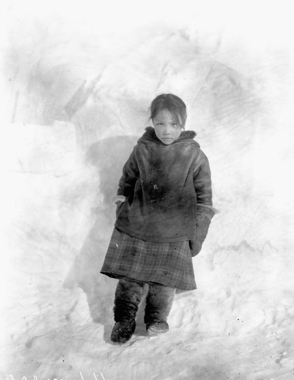 """a history of the inuit society in north america Unit # 2 – """"the discovery of north america  the student will understand that location affects a society's  words from their studies of the inuit."""