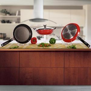 Crystal 4 Pcs Induction Cookware Set