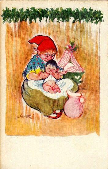 Christel Julen 1958