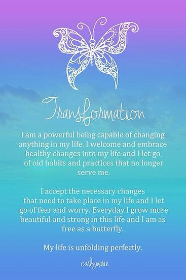 Butterfly blessings