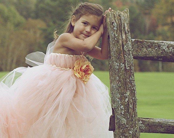 christening gown girls tutu dress tutu, halter top tutu dress baby tutu dress tutu dress flower girl dress birthday dress JULIA