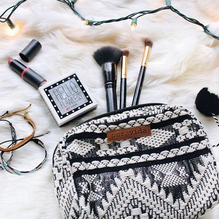 Starry Night Makeup Pouch | Pura Vida