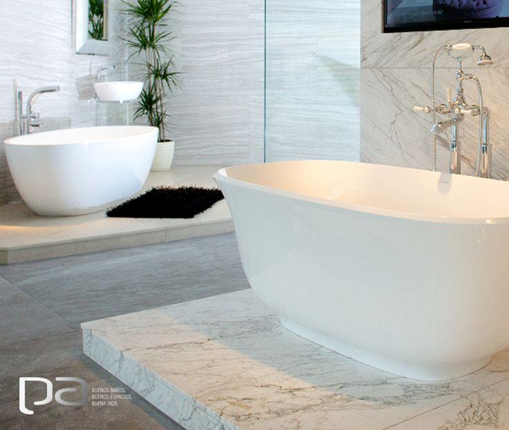 ¡Tradición!  Una marca que define la elegancia, esta es Victoria Albert. Tinas que lograrán cambiar por completo tu baño. Calidad, estilo y pasión en un producto que dura toda la vida.   Exclusivo PA www.p-a.com.co