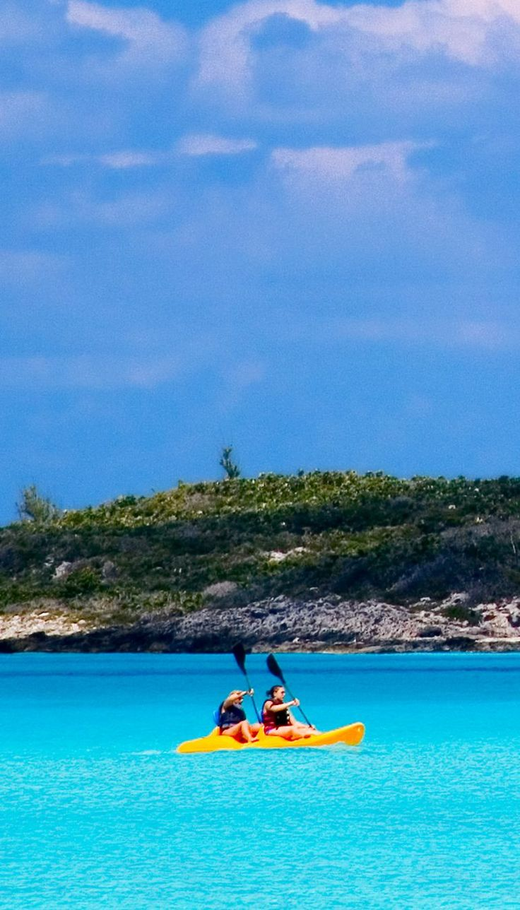 Half Moon Cay Shore Excursions Feature A Varied Selection