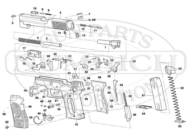 Fantastic Diagram Also Glock Exploded Diagram Moreover Glock 23 Exploded View Wiring Cloud Pimpapsuggs Outletorg