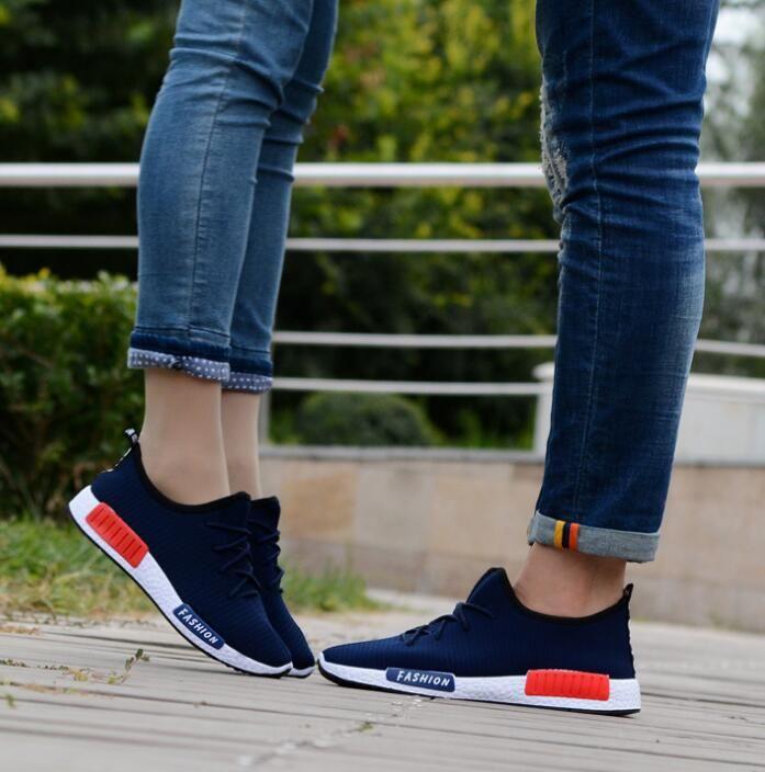 Ini Dia Sneaker Couple Yang Cocok Buat Pasangan Baru Di Tahun Ini Pasangan Kaki Cocok
