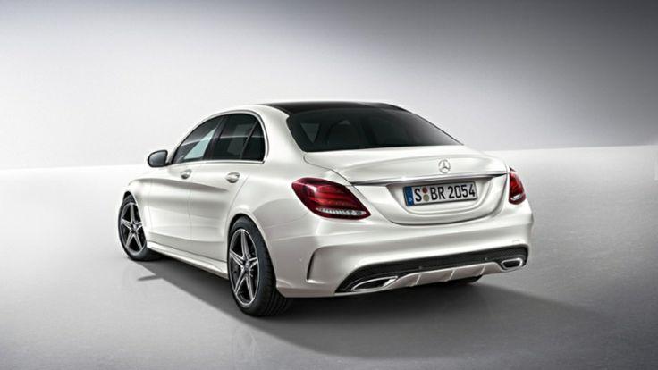 Photo  Mercedes Classe C Pack AMG 2014 : Premières images