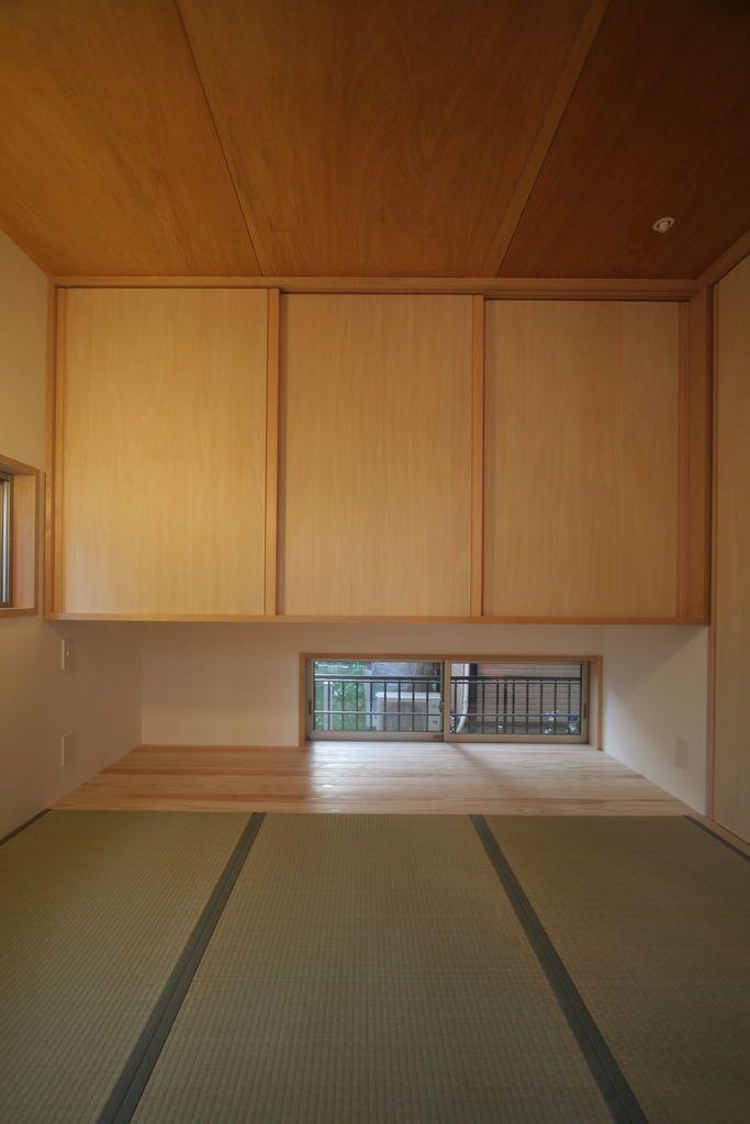 吊り押入れ 収納 の画像検索結果 収納 リビング 畳コーナー 和室