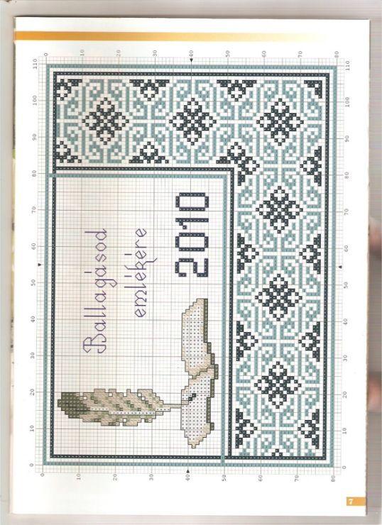 Gallery.ru / Фото #7 - Keresztszemes magazin 73 - tymannost