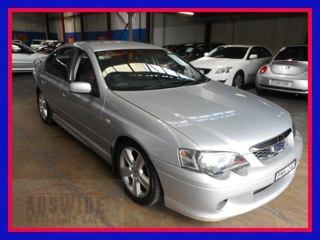 2004 Ford Falcon BA XR6 Turbo Silver Sports Automatic Sedan | Cars, Vans & Utes | Gumtree Australia Bankstown Area - Villawood | 1134935767