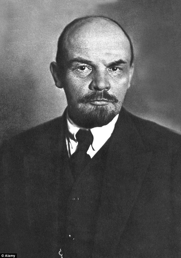 In letters between the pair, Lenin referred to Yakubova as 'Lirochka' - a term of endearme...