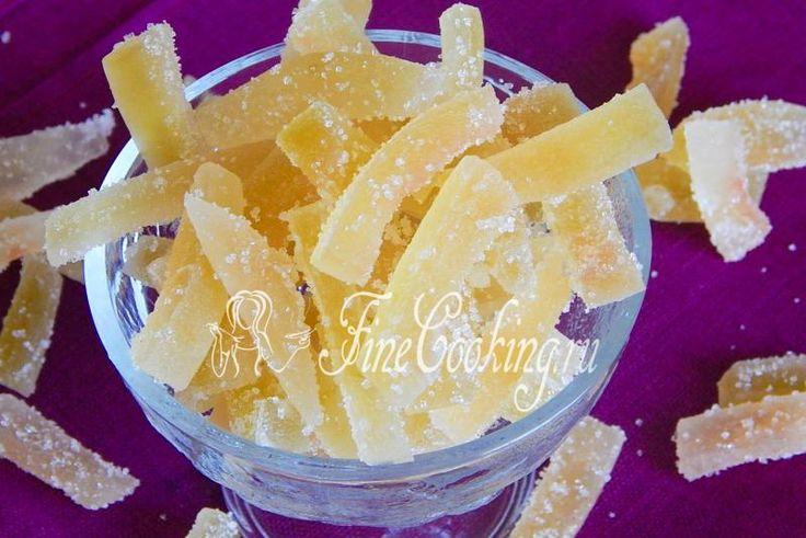 Варенье и цукаты из арбузных корок - рецепт с фото