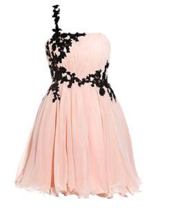 Różowa sukienka na jedno ramię New Look = oryginalna :-D !