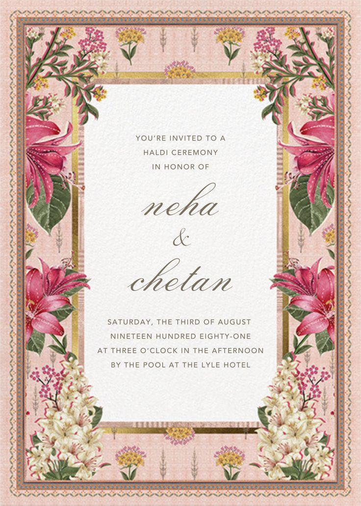 anita dongre x paperless post  digital wedding