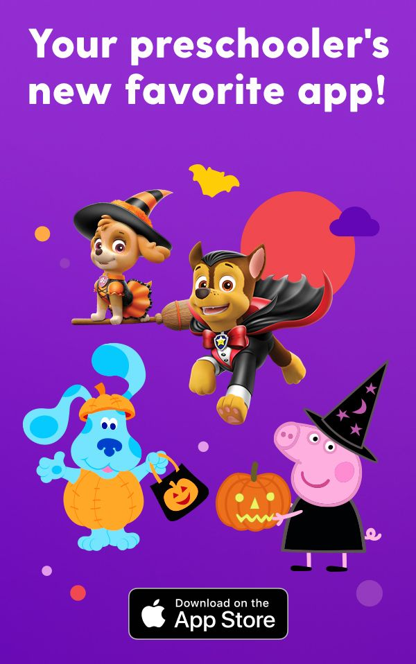 Halloween Is Almost Here  Install Noggin So Your Kids Can