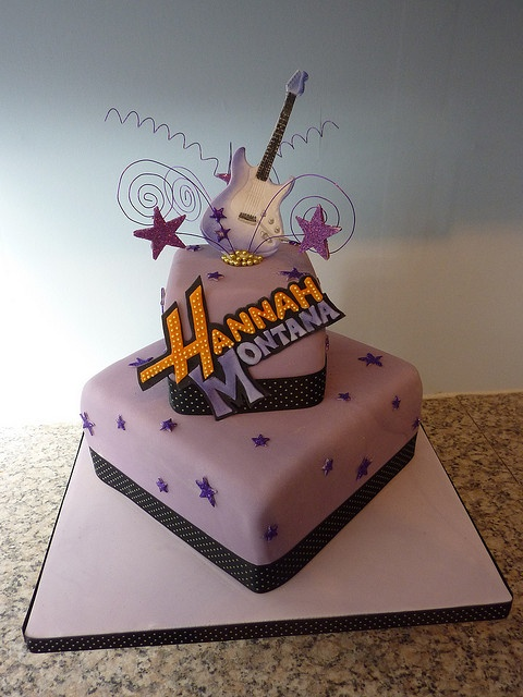Hannah Montana cake by traceybestcakes (not enough hours in the day), via Flickr