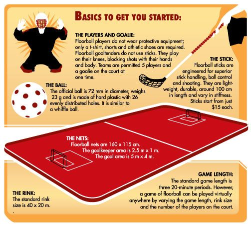 Floorball: Getting Started