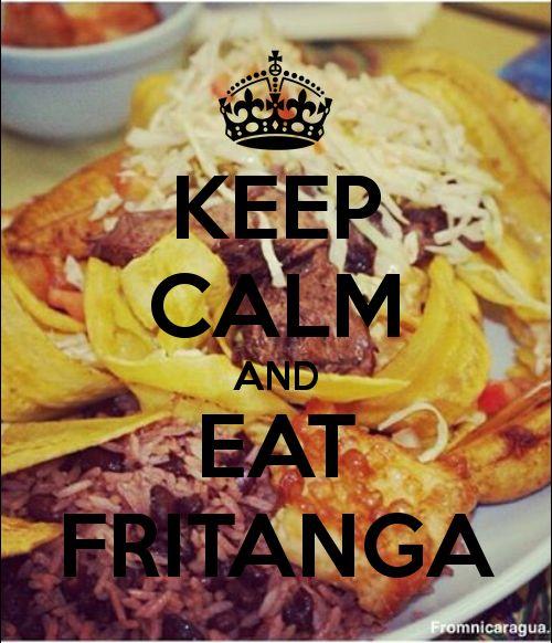 traditional nicaraguan food...