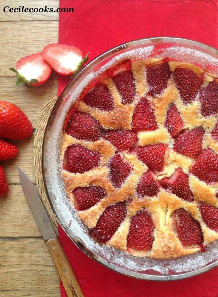Pâques approche. Et si vous cherchez une idée de dessert rapide, fruité, et gourmand, la recette de cette semaine peut - peut-être - être une solution. Pour éviter l'overdose de chocolat, pariez sur les fruits, d'autant plus que la saison des fraises...
