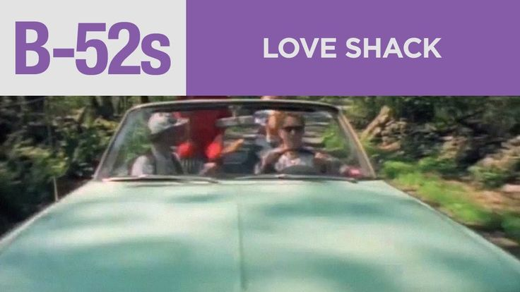 "Awesome! Great memories from this song! <3  The B-52's - ""Love Shack"" (Official Music Video)"