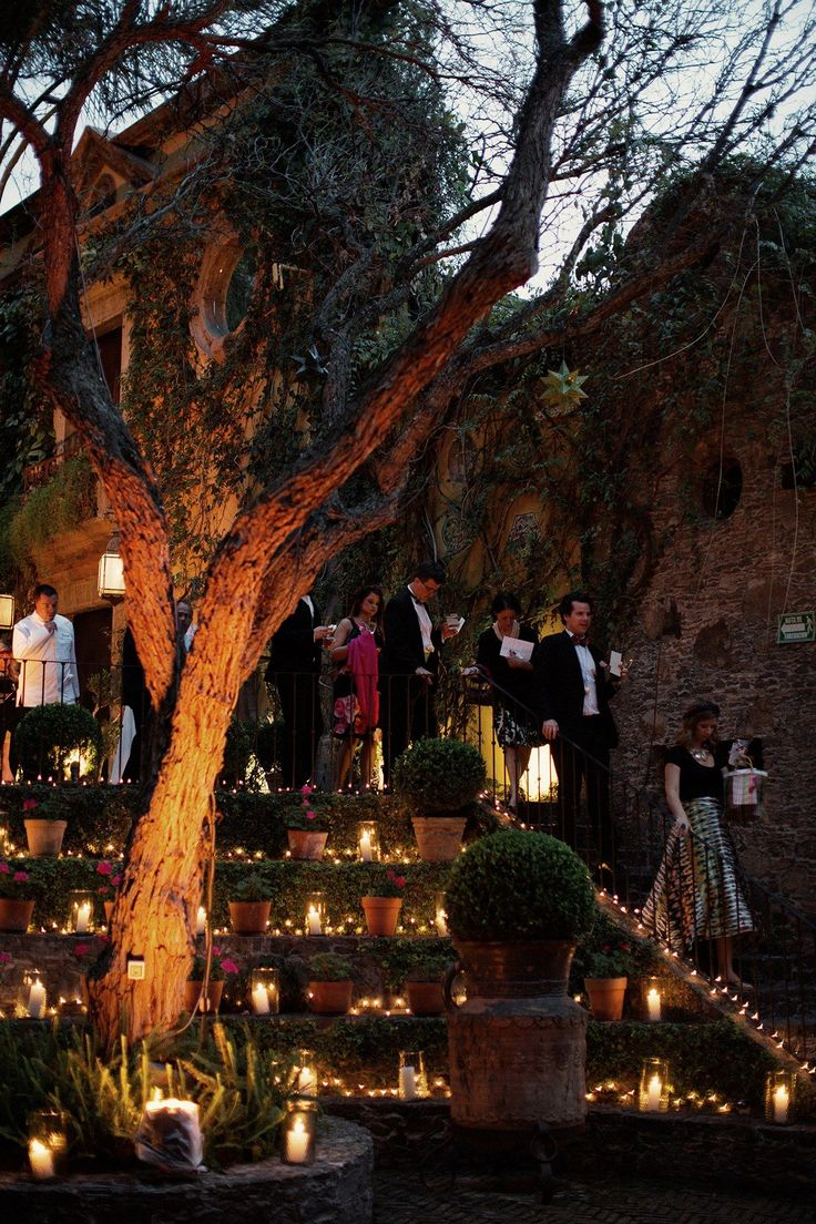 Paradise Found: A Wedding at a Lavish Home in San Miguel de Allende