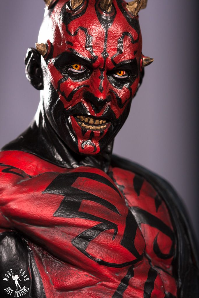 Sideshow Collectibles Darth Maul Mythos Statue