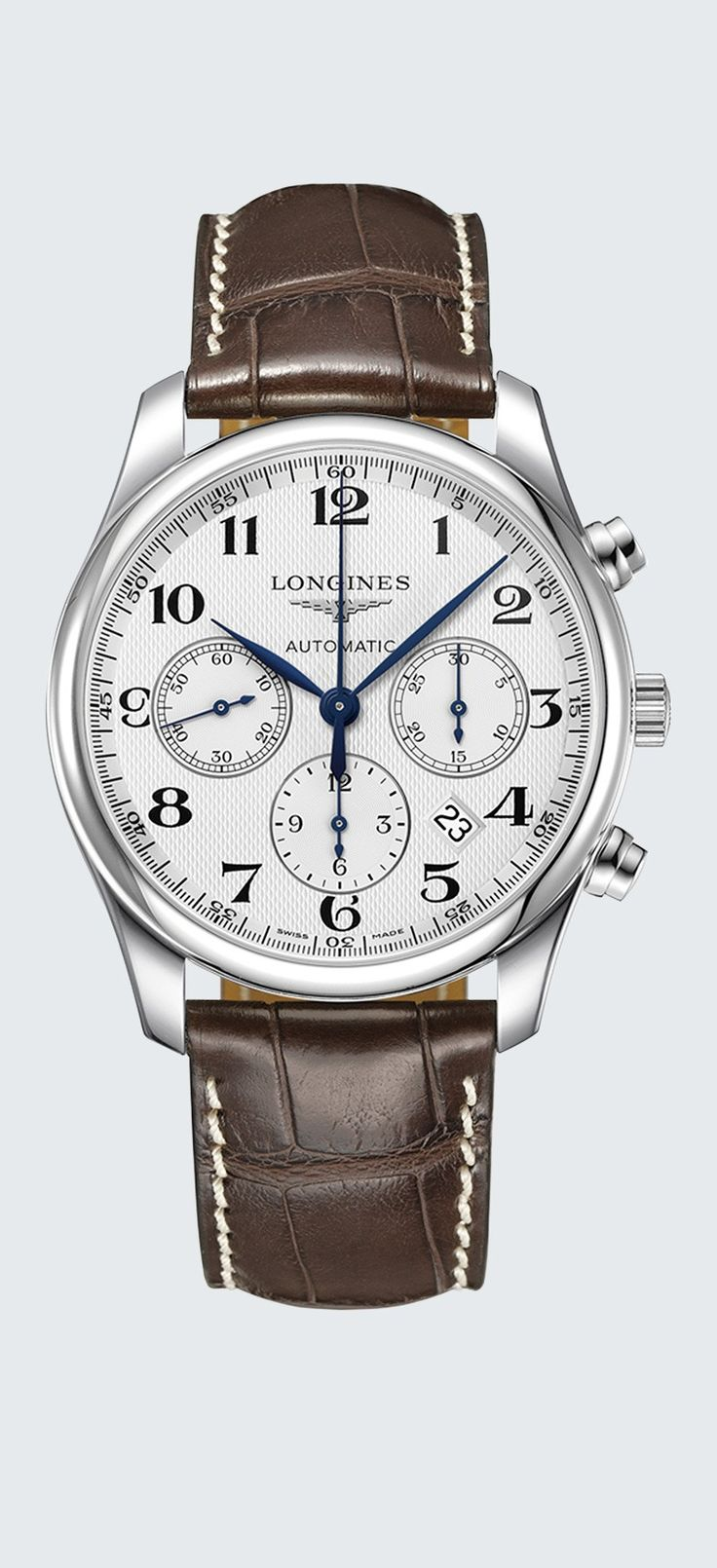 Watch zoom The Longines Master Collection L2.759.4.78.3